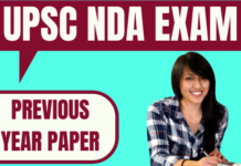 UPSC NDA Previous Year Papers