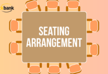 Seating Arrangement Practice Questions – 1st July 2020