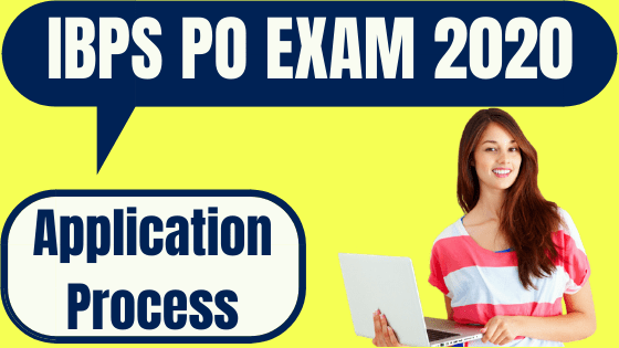 How to fill the form of IBPS PO 2020
