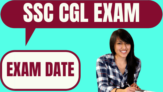 SSC CGL Exam Date