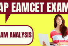 AP EAMCET 2020 Exam Analysis