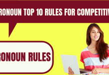 English Grammar Pronoun Rules