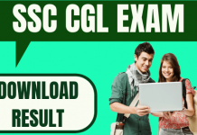 SSC CGL 2018 Tier 3 Result