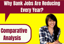 Why Bank Jobs Are Reducing Every Year