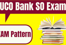 UCO Bank SO Exam Pattern
