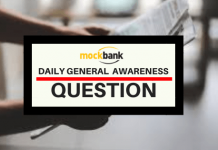 General Awareness Questions for Railways Exam – Day 31